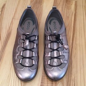 Ecco pull on shoes